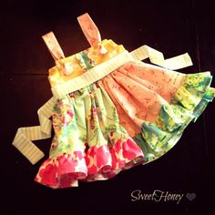 SweetHoney Maggie Dress Girls Spring Summer by SweetHoney2 on Etsy,