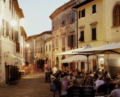 go to italy, find a little trattoria and eat the best italian of my life