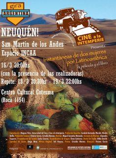 Espacio I.N.C.A.A. San Martín de los Andes ~ SMAndesPatagonia.com - Zona de Cultura
