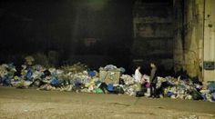 """Το Καινό: """"Μια ευχή"""" για τα σκουπίδια του Πύργου"""