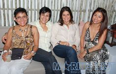 The Aqua Foundation for Women presented a wine and cheese social event at the annual Aqua Girl party on Miami Beach at the Betsy Hotel. >>> More photos after the Jump...