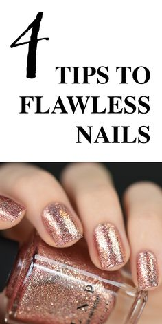 Four Tips To Keep Your Nails Looking Flawless. Photo via chrissyai.com.