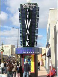 ATLANTIC CITY -- The Walk Outlets on Baltic Avenue. There are always great deals to be found from all of your favorite brands!  http://www.tangeroutlet.com/atlanticcity/