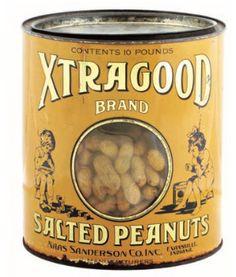 Xtragood Brand Salted Peanuts