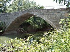 Branson Bridge,  North of Dexter