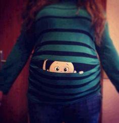 #baby #maturnity #peekaboo