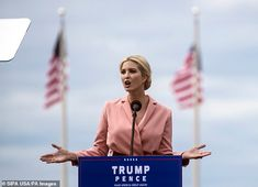 Ivanka Trump jokes about her father's use of Twitter and predicts election victory in Florida   Daily Mail Online