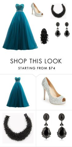 """""""Untitled #45"""" by brandy-carringer ❤ liked on Polyvore featuring Lauren Lorraine, Brunello Cucinelli and Givenchy"""