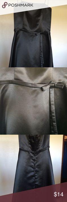 Black Strapless Prom Dress Black Strapless Prom Dress Go Jane Size Small Go Jane Dresses Strapless