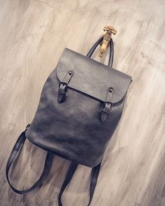 Men and Women Fashion Leather Backpacks Casual Retro Style High-capacity school student Vintage bags - TMACHE