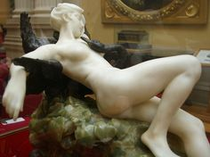 Leda & the Swan, Lady Lever Gallery, Port Sunlight