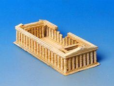 My_Parthenon(1:1000) by tokyovirtualworld - Thingiverse