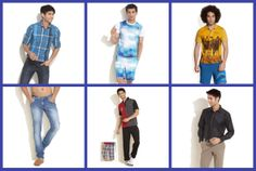 TOUCH this image: Fashionable Clothing for Men with Free Shipping in India by aanand shah