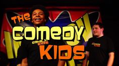 The Comedy Kids Episode 1 Part 1  #kids #teens coming to a TV near you