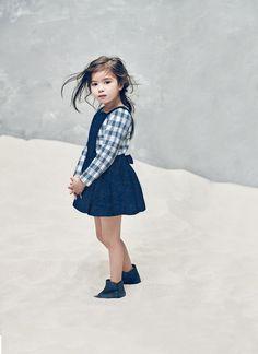 Nellystella Evelyn Shirt in Checker – The Girls @ Los Altos