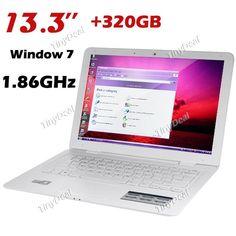 "11.6"" #Windows 7/Windows 8 Intel #Celeron 1037U Dual-core 320GB Rotatable Laptop Touch Screen Notebook w/ Camera http://www.tinydeal.com/es/116-windows-7windows-8-celeron-1037u-dual-core-320gb-notebook-p-109557.html"