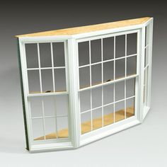 Another option- Anderson Bay Window - Double Hung 400 series  Product View