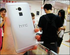 Now many high resolution images of upcoming HTC One Max have appeared, every detail of the HTC One Max is very noticeable in the pictures
