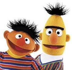 Bert + Ernie