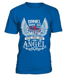 # DANIEL WAS SO AMAZING .  DANIEL WAS SO AMAZING  A GIFT FOR A SPECIAL PERSON  It's a unique tshirt, with a special name!   HOW TO ORDER:  1. Select the style and color you want:  2. Click Reserve it now  3. Select size and quantity  4. Enter shipping and billing information  5. Done! Simple as that!  TIPS: Buy 2 or more to save shipping cost!   This is printable if you purchase only one piece. so dont worry, you will get yours.   Guaranteed safe and secure checkout via:  Paypal | VISA…