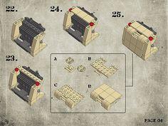 Page 04 | by Legohaulic