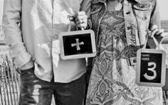 How to announce baby news (21 photos)