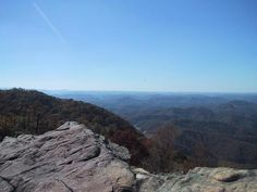 High Rock at Bad Branch Nature Preserve in Letcher County. One of the best hikes in Kentucky.
