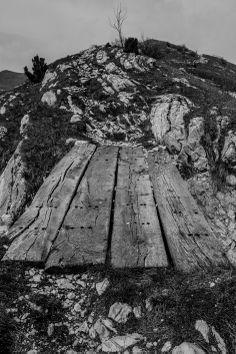 Ponte di legno - trincee di Monte Palon