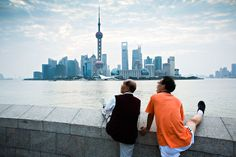 Xangai, by Nelson Garrido (China)