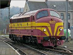 1603 CFL Cargo Belgien