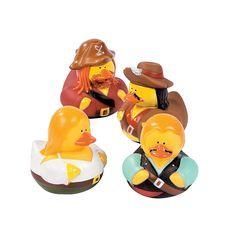 Swashbuckling+Pirate+Rubber+Duckies+-+OrientalTrading.com