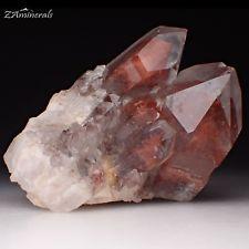 Hematite Phantom Quartz Northern Province Zambia UL21