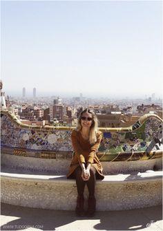 Barcelona em 7 dias | Park Guell