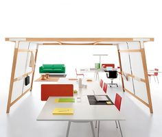 Joyn office system from Vitra