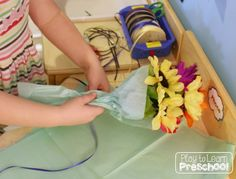 Flower Shop Dramatic Play - Play to Learn