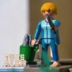 Si, comme moi, Tu Aimes Jouer avec de l'eau, regarde ma vidéo Aquarium Playmobil sur www.ToysAlex.com Ce jouet est super fun !