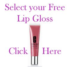 Claim your Clinique Free Sample: http://getanythingfree.co.uk/lipgloss/