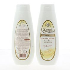 Spuma di Sciampagna Bubble Bath - 500 ml