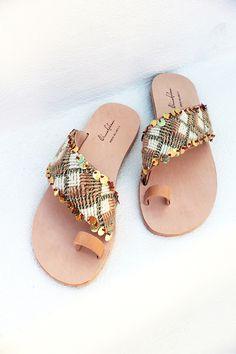 ILIA sandals