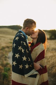 SarahSotro, Engagement, America, Fourth of July Inspired Love Shoot. Southern California, Coto De Caza. Thomas F. Riley Wilderness Park