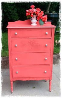 LoveLeigh Again: Coral Dressers.