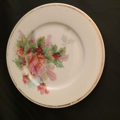 For Sale: St P M desert plate roses wholly - #3290