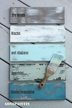 shabby chic with chippy look- How does it work?-shabby chic mit chippy look- Wie geht das? shabby chic with chippy look- How does it work?