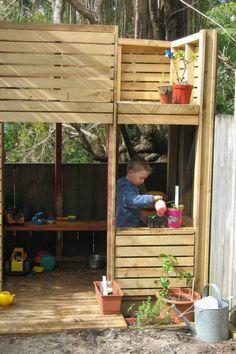 pallet playhouse | DIY Diy Playhouse Pallets Wooden PDF bird house plans cornell ...