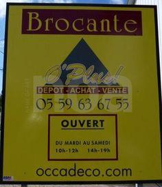 BROCANTE O'PLUS
