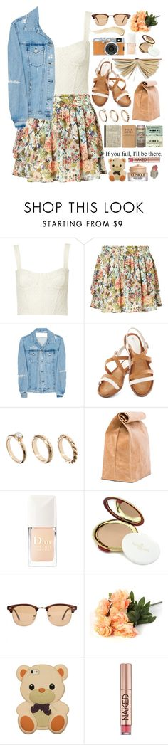 """""""1600. Drunk In Love"""" by chocolatepumma ❤ liked on Polyvore featuring Topshop, Vero Moda, Acne Studios, ASOS, Stampd, Christian Dior, Guerlain, Ray-Ban, Urban Decay and chic"""