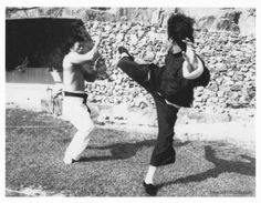 A gallery of Enter The Dragon publicity stills and other photos. Featuring Bruce Lee, John Saxon, Bolo Yeung, Jim Kelly and others.