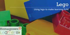 LEGO learning - a HUGE collection of free downloads, printables, resources, and MUCH MUCH more!