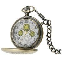 Doctor Who - The Master's Fob Watch (Pocket Watch) $49.99 #UndergroundToys