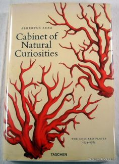 Cabinet of Natural Curiosities eclectic books Cabinet Of Curiosities, Natural Curiosities, Eclectic Books, Diy Shows, History Images, History Books, Antique Prints, Book Photography, Bookbinding